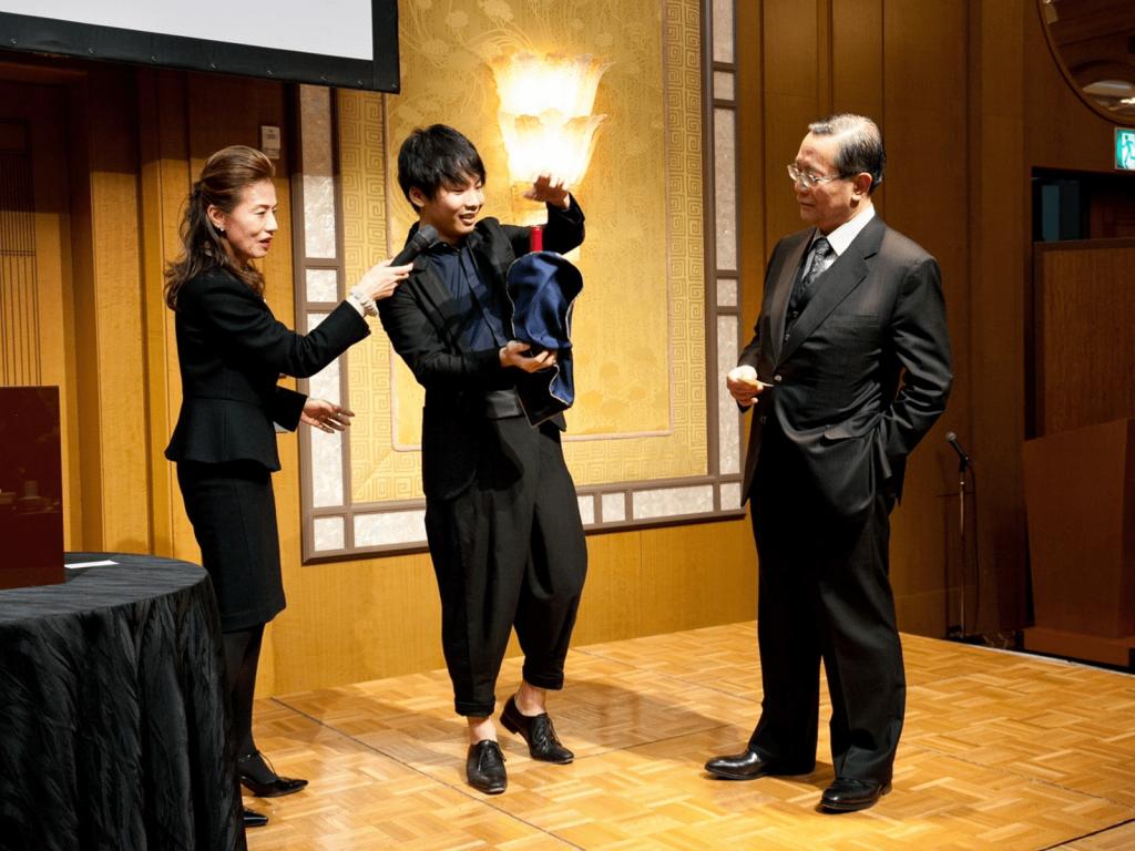ザ・リッツ・カールトン東京にて企業様新年会
